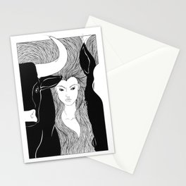 Tauromaquia Stationery Cards