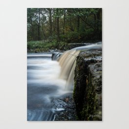 Hardcastle Crags Canvas Print