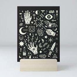Witchcraft Mini Art Print