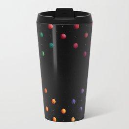 Polka in Space (2) Travel Mug