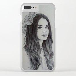 Lolita Clear iPhone Case