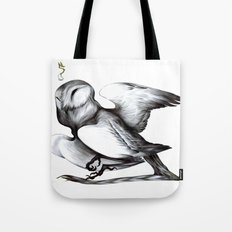 A Forest's Birth Tote Bag