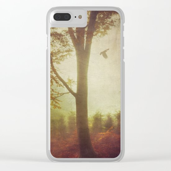 lasT poeT Clear iPhone Case