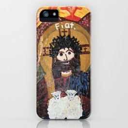Good Shepherd iPhone Case