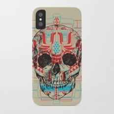 Skull Native iPhone X Slim Case