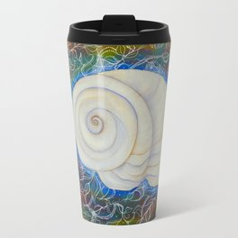 MOONSNAIL LACE Travel Mug