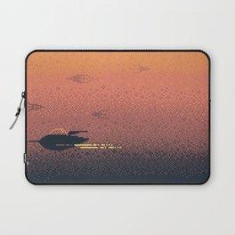 VENUS Space Tourism Travel Poster Laptop Sleeve