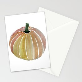 Fall Pumpkin Stationery Cards
