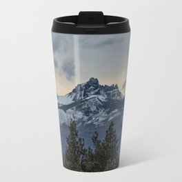 Good Night Mountain Travel Mug