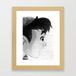 Four Accidents Framed Art Print