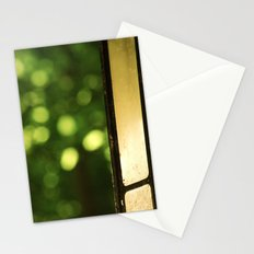 Outdoor Bokeh Stationery Cards