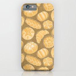 Breads - Bg Jute iPhone Case