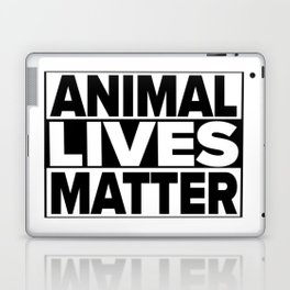 Animal Lives Matter Laptop & iPad Skin