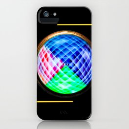 Abstract in perfection 10 iPhone Case
