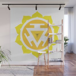 Solar Plexis Chakra Wall Mural