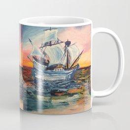 What it feels like to be found Coffee Mug