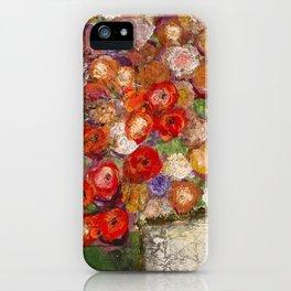 Spring in Filoli iPhone Case