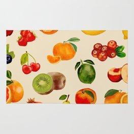 Fruit! Rug