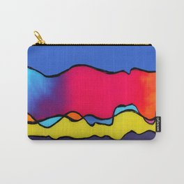 CALIFORNIA WAVE Carry-All Pouch