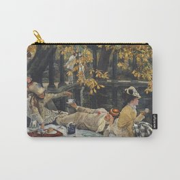 James Tissot -  Holyday Carry-All Pouch