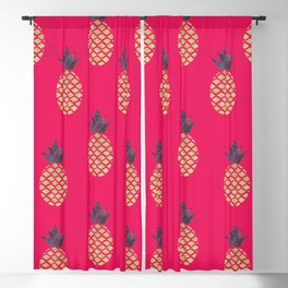 Pineapple Party! Blackout Curtain