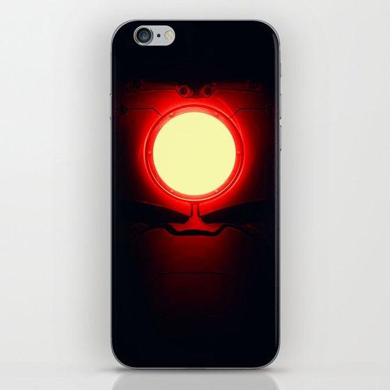 The Armor iPhone & iPod Skin