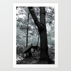Childhood Recollections Art Print