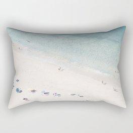 Summer Seaside Rectangular Pillow