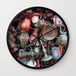 vessels Wall Clock
