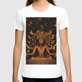 Tibetan Buddha 1 T-shirt