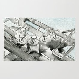 Tuba pistons Rug