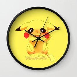 Sad Pika Wall Clock