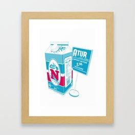N_ature Framed Art Print