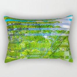 Landscape of My Heart (segment 1) Rectangular Pillow