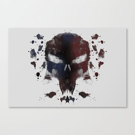 Ink Devil Canvas Print