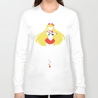 sailor venus Long Sleeve T-shirts featuring Sailor Venus by JHTY