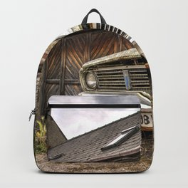 Distressed Classic Backpack