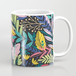 Floral Frenzy 2 Coffee Mug