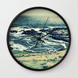 Coast of Australia Wall Clock