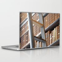 library Laptop & iPad Skins featuring Library by Chris Kavs