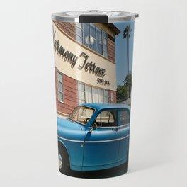 Harmony Terrace Los Angeles California Travel Mug
