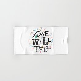 Time Will Tell Hand & Bath Towel