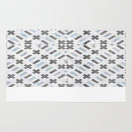 Digital Square Rug