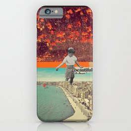 Beautiful Way iPhone Case