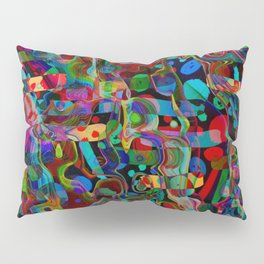 Abstract Coloured Thoughts ll Pillow Sham