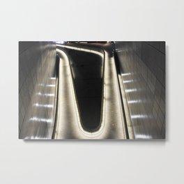 Dongdaemun Design Plaza Metal Print
