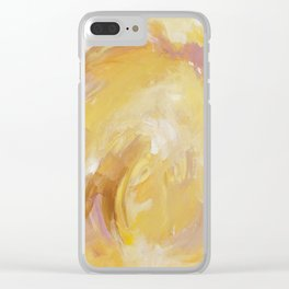 Pink Lemonaid Clear iPhone Case