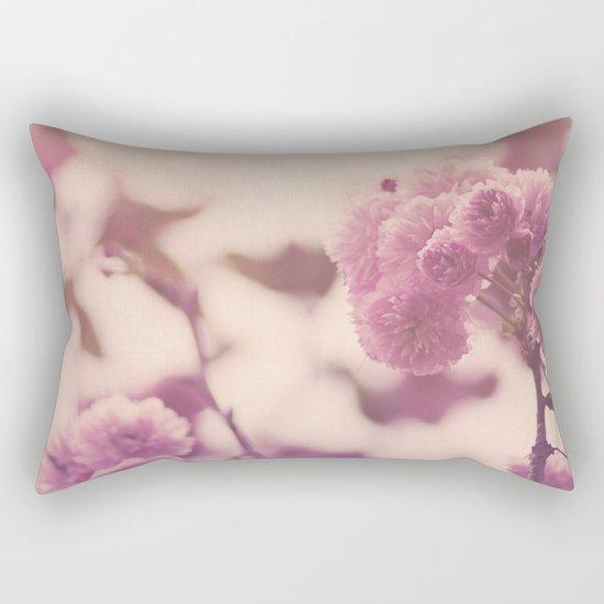 Summer Botanical Rectangular Pillow