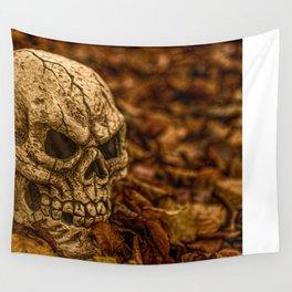 Halloween Skull 1 Wall Tapestry
