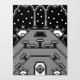 Mechanical Empire  Canvas Print